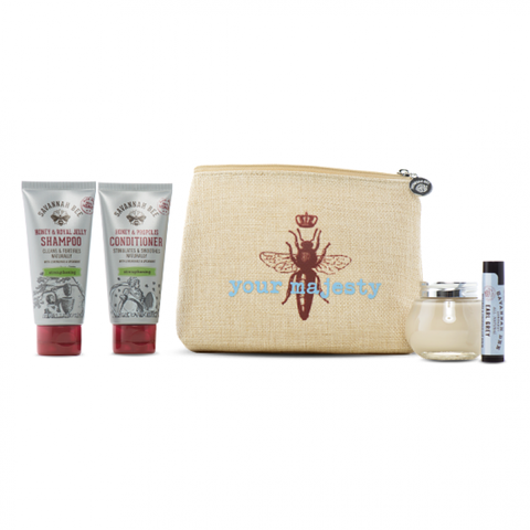 savannah bee company majesty travel kit