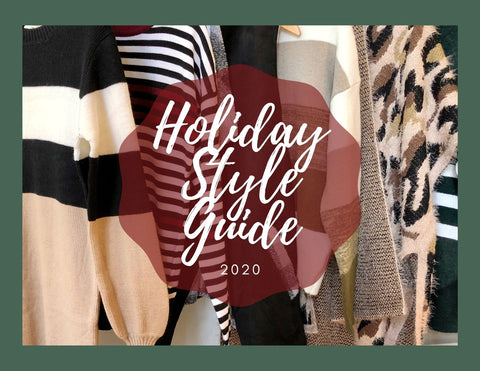 Holiday Style Guide 2020