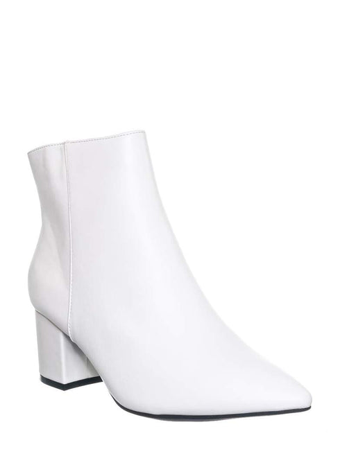 White Rapid Booties
