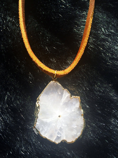 Enlightenment Quartz Necklace