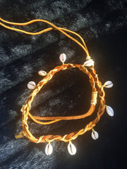 Goddess of Intention - Seashell Necklace/ Headband
