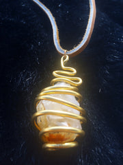 Citrine Dream Necklace