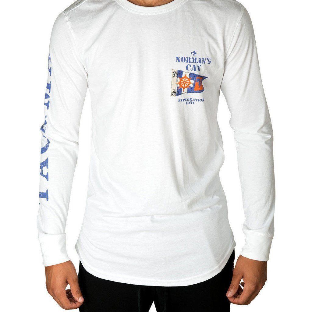 Normans Cay Long Sleeve Tee
