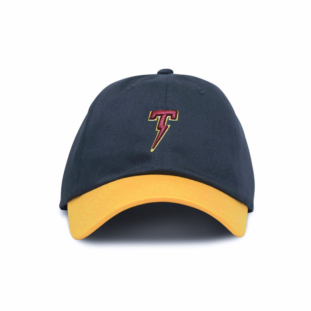 Color Block T Dad Cap