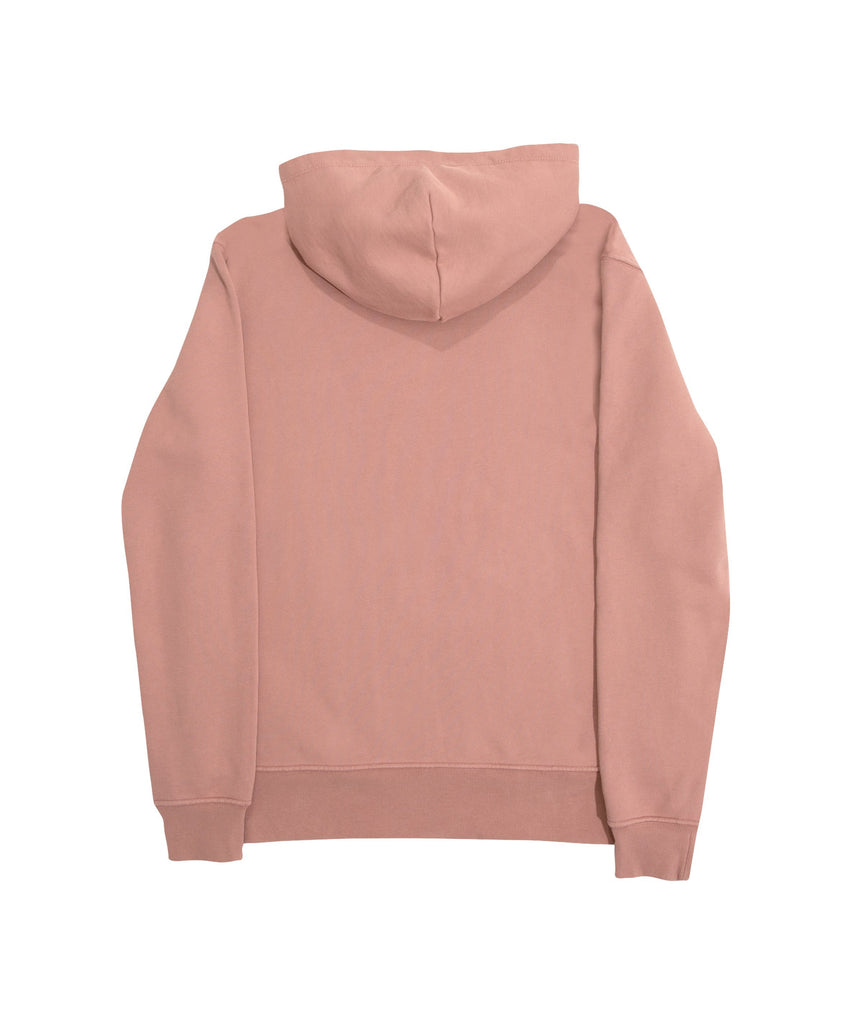 Avalon Crewneck Hood - Clay Pink