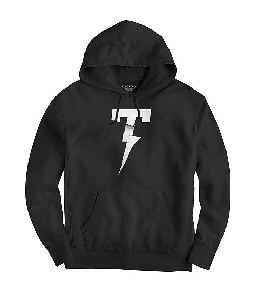 Borderline Hoodie - Black