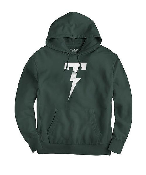 Borderline Hoodie - Forest Green