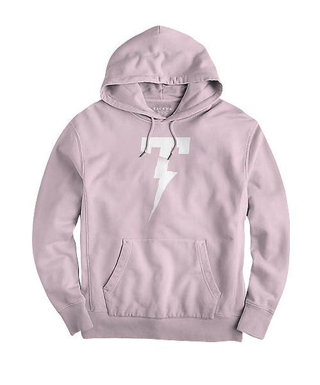 Borderline Hoodie - Muted Pink