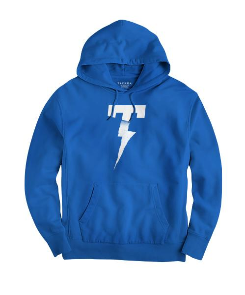 Borderline Hoodie - Royal Blue