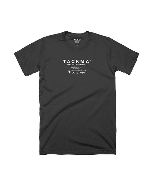 Discovery Tee - Black