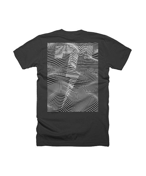 Mapping Tee - Black