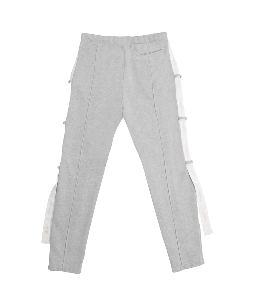 Las Palmas Trouser Sweatpant - Heather Gray