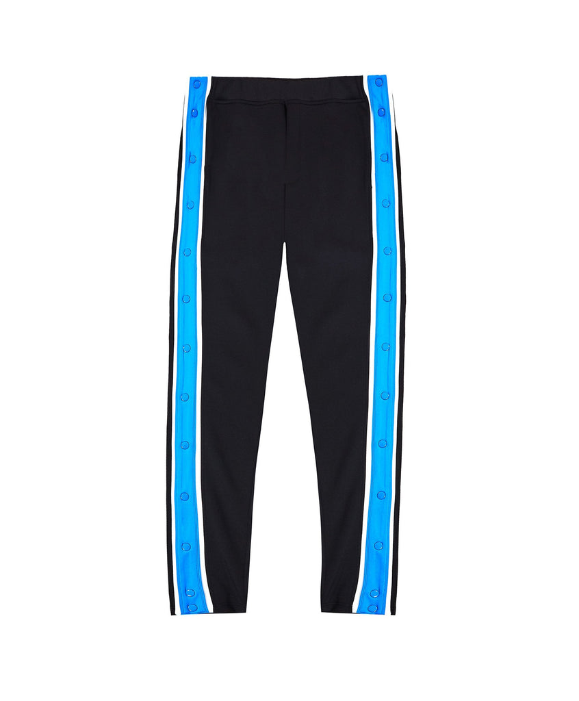 The TACKMA Terra Track Pant Black Front