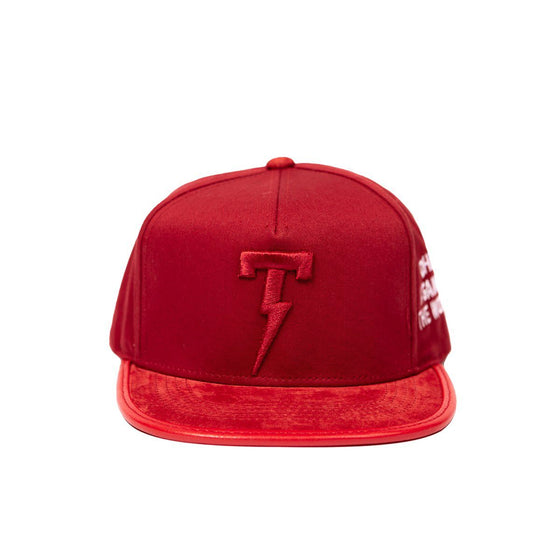 Tackma X OATW Strapback Red