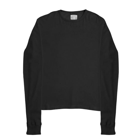 Willoughby Long Sleeve Thermal - Black