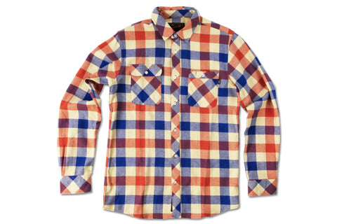 Cabin men's flannel