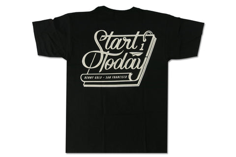 Start Today men's tee
