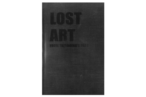 Lost Art book