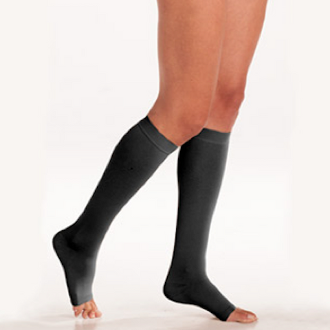 Juzo Soft, Knee High with Open Toe