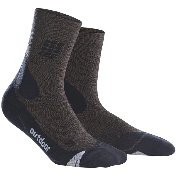 Dynamic+ Outdoor Merino Mid-Cut Socks, Men's