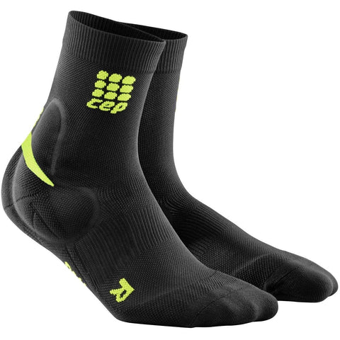 Ortho+ Ankle Support Short Socks, Men's