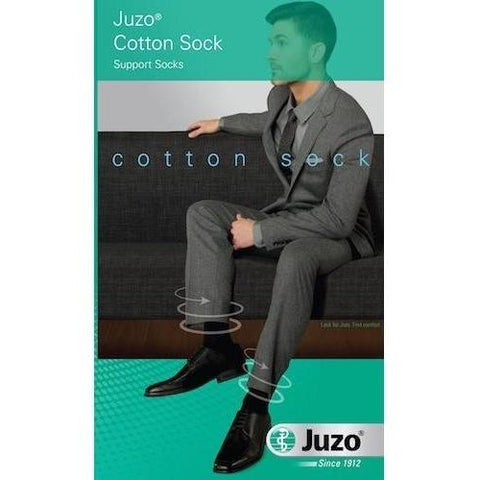 Juzo Cotton, Knee High (15-20 mmHg)