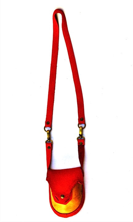 Crossbody Red Pouch