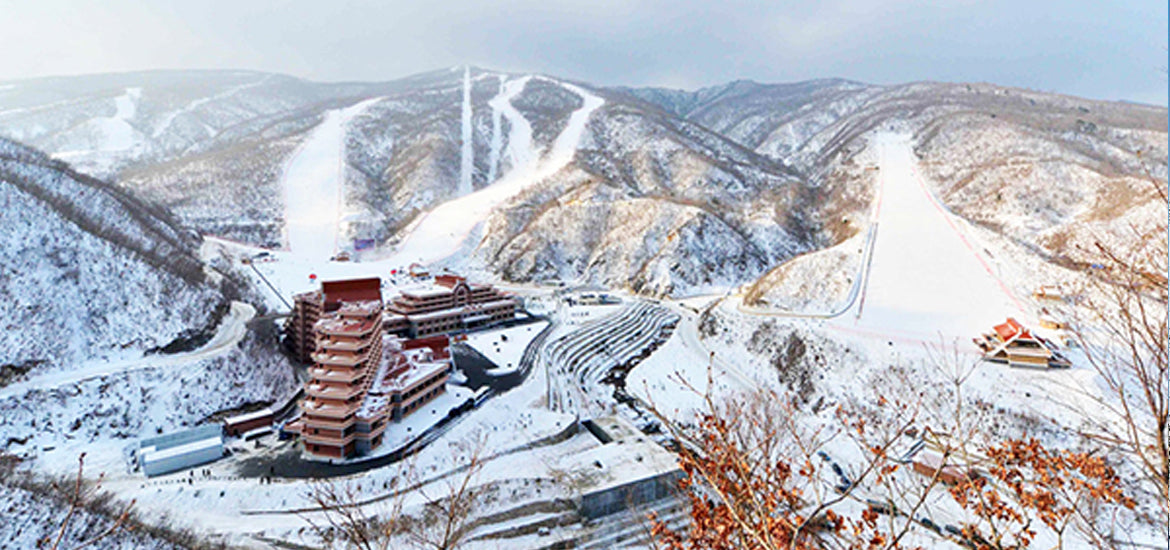 Masikryong Ski Resort