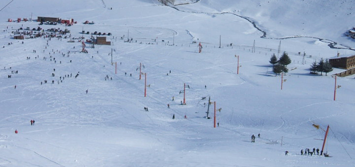 Oukaimeden Ski Resort
