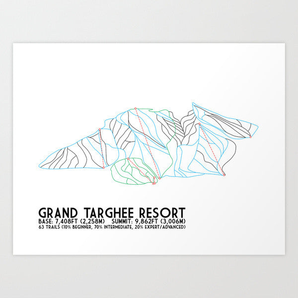 Grand Targhee Mountain