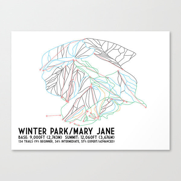 Winter Park/Mary Jane