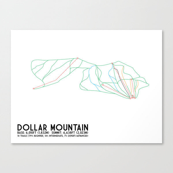 Dollar Mountain