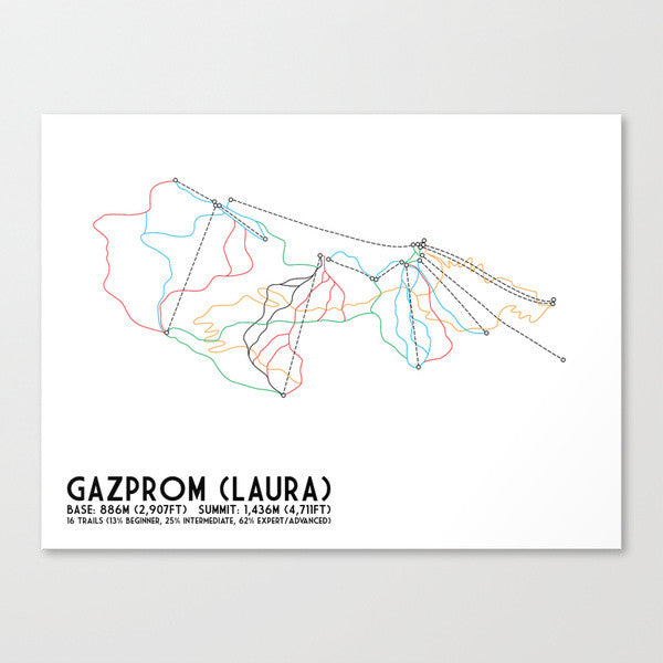 Gazprom (Laura) Mountain Resort