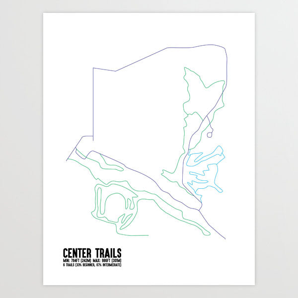 Center Trails