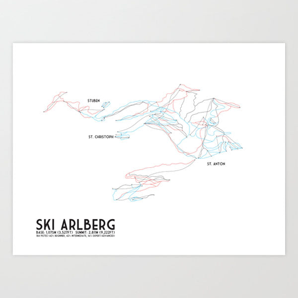 Ski Arlberg (St. Anton and St. Christoph)