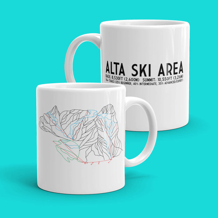 Limited Resort Mug - West Coast