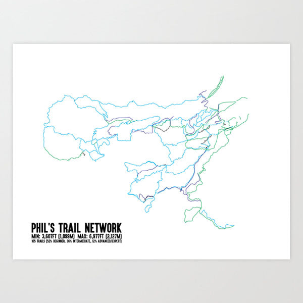 Phil's Trail Network