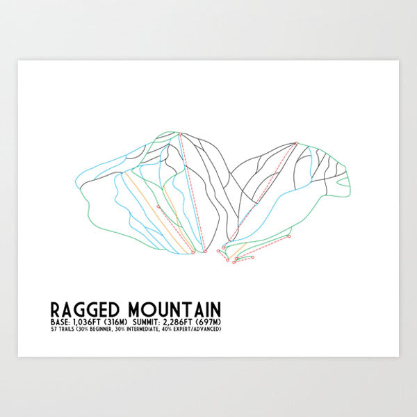 Ragged Mountain