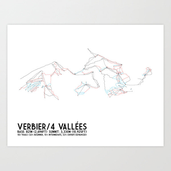 Verbier / 4 Vallees