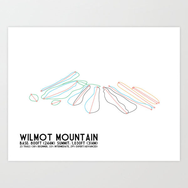 Wilmot Mountain