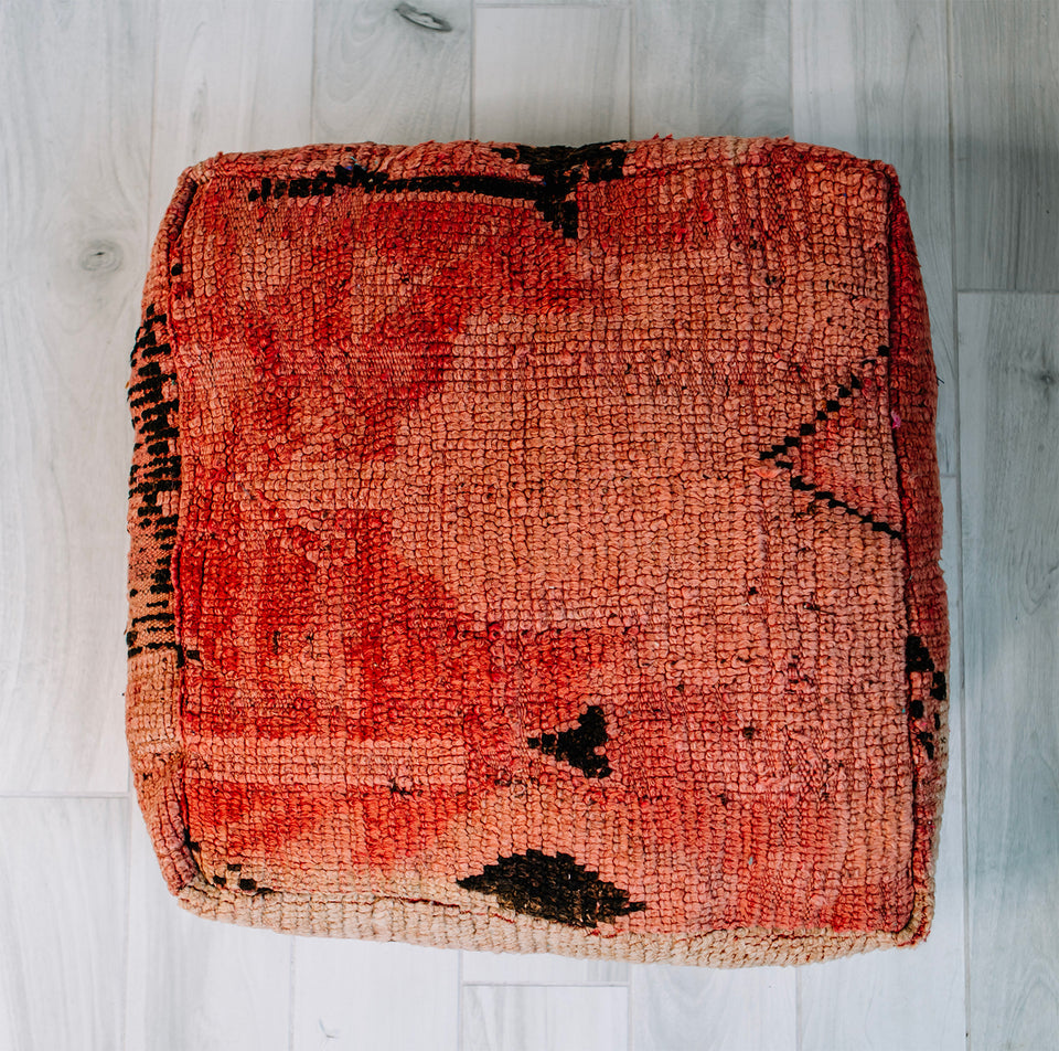 "MERCI BERBER PILLOW 28"" x 28"""