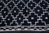 [SOLD] DIAGON ALLEY boucherouite vintage moroccan berber carpet