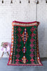[SOLD] MAKE IT RAIN boucherouite vintage moroccan berber carpet