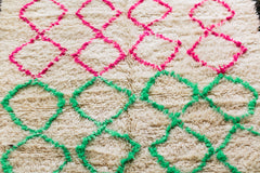[SOLD] GATTACA : vintage berber carpet