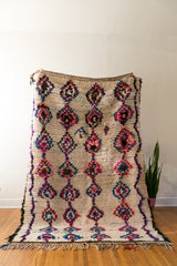 [SOLD] EIGHT DAYS A WEEK vintage berber carpet