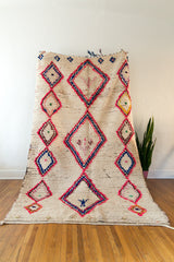 [SOLD] THE TELEPORTER vintage berber carpet