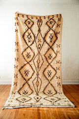 [SOLD] SUGAR PIE, HONEY BUNCH vintage moroccan berber carpets