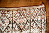 [SOLD] THE WILD THINGS ARE WHERE? vintage berber moroccan rug