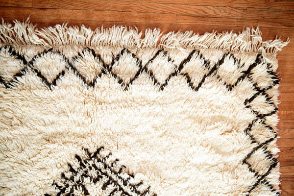 Sold The Bow Tie Fighter Vintage Berber Moroccan Rug