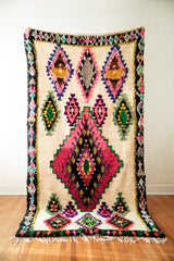 [SOLD] EYES WIDE SHUT vintage moroccan berber carpets